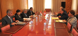 Third India-Tunisia Foreign Office Consultations held in Tunis