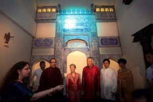 Singapore PM Lee opened first museum Indian Heritage Centre in Little India