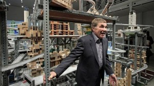 Pop artist Chris Burden passed away