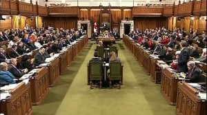 Canadian House of Commons approved Anti-Terror Act, 2015