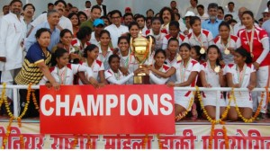 Indian Railway girls clinch 5th National Hockey Championship title