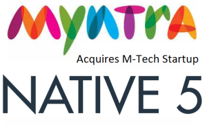 khichdi, blog,current affairs, general,knowledge, ias, ips, civil, services, CSAT,pre, ies, general studies, GS, mains, competitive, entrance, bank, PO, IBPS, current, affairs, may, 2015, blog, study, material, CSAT, Myntra.com acquired startup firm Native5 Software Solutions Pvt Ltd