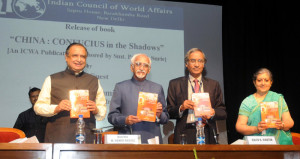 A Book titled China – Confucius in the Shadows written by Poonam Surie released