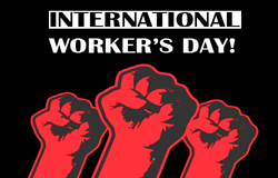 Workers Day , International Labor Day, 1st may ,