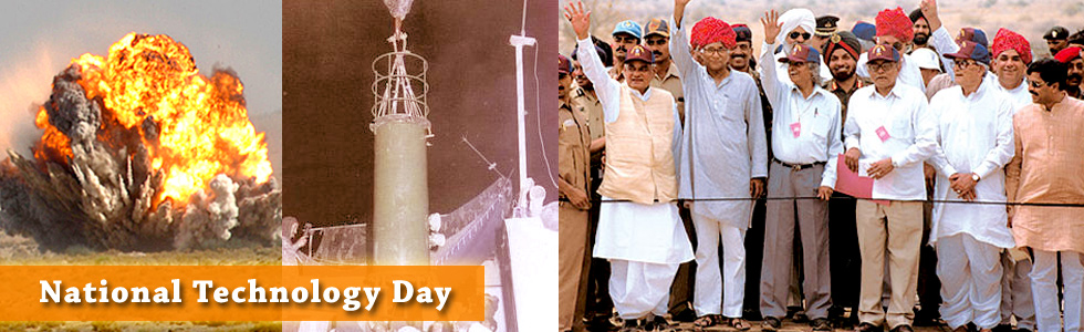 National Technology Day - A Proud Day of every India