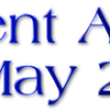 Current Affairs: 4th May 2015