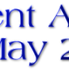 Current Affairs: 6th May 2015
