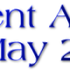 Current Affairs: 5th May 2015