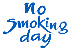 No Smoking Day , 13th March