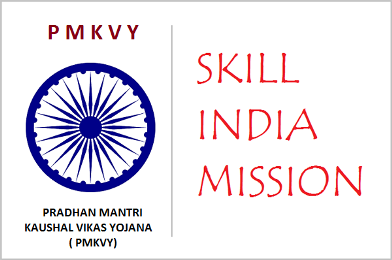 Pradhan Mantri Kaushal Vikas Yojana (PMKVY)  – SSC has allocated Targets for PMKVY phase 1