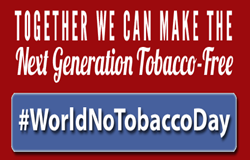 World No Tobacco Day (WNTD), 31st May