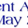 Current Affairs – 31st May 2015