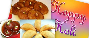Sweets that makes your Holi more Colorfull