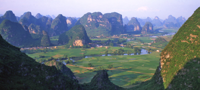 Guilin || China – Weirdly Beautiful Places # 2