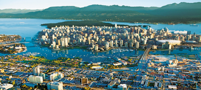 Vancouver BC    Canada – Weirdly Beautiful Places # 6