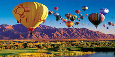 Balloon Festival   –   Albuquerque   – New Maxico   –  The Greatest Festivals On the Earth