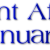 Current Affairs: 10th January 2015