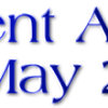 Current Affairs – 21st May 2015