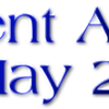 Current Affairs: 11th May 2015