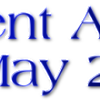 Current Affairs: 9th May 2015