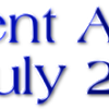 Current Affairs 9th July 2015